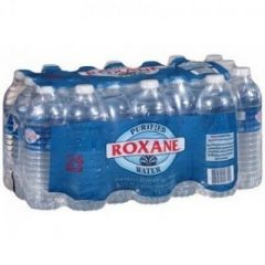 Roxan Bottled Water 24 Pack