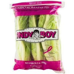 Andy Boy Romaine Hearts Lettuce