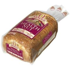 Whole Grains Health Nut Bread