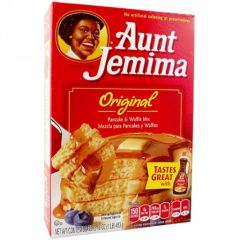 Aunt Jemima The Original Pancake & Waffle Mix 16 Oz