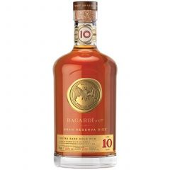 Bacardi Reserve 10 Year Old