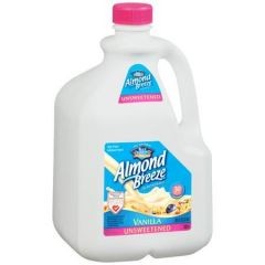 Unsweetened Vanilla Almond Milk