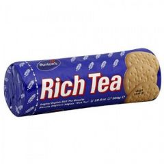 Burtons Foods Rich Tea Biscuits