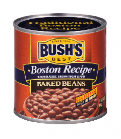 Bush's Baked Beans Boston recipe