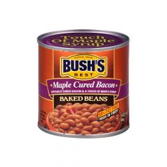 Bush's Baked Beans Maple Cure Bacon