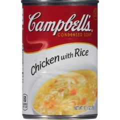 Campbells Chicken with Rice Soup