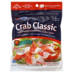 Crab Meat Imitation 16 oz