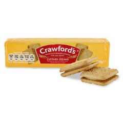 Crawfords Custard Cream Biscuit