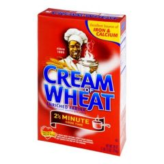 Cream Of Wheat Enriched Farina 2.5 Minute