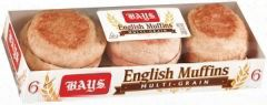 English Muffins Multi Grain