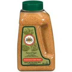 Florida Crystals Demerara Natural Cane Sugar 44 Oz