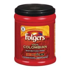 Folgers 100% Colombian Medium Dark