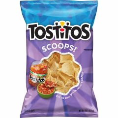 Frito lays tostitos scoops chips