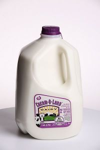 1 Gallon Milk 2%