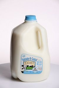 1 Gallon Milk Skim (Fat Free)