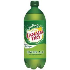 Ginger Ale Bottle 2 Liters Soda