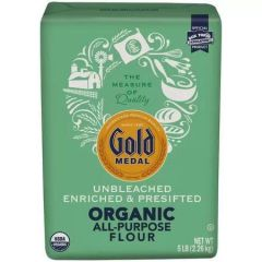 Gold Medal Organic All Purpose Flour