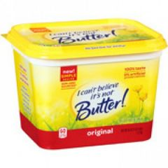 I Cant Believe Its Not Butter! Original 45 Vegetable Oil Spread