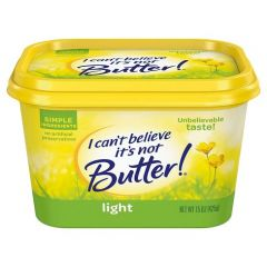 I Cant Believe Its Not Butter! Light