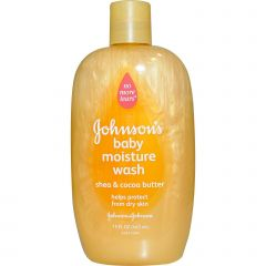 Johnson Baby Moisture Wash Shea & Cocoa Butter