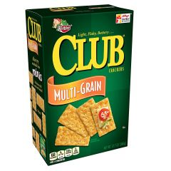 keebler multigrain club crackers