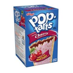 Kellogg'S Pop Tarts Frosted Cherry Toaster Pastries