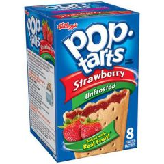 Kellogg'S Pop Tarts Strawberry Toaster Pastries, 8Ct