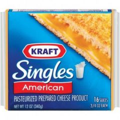 Kraft Singles American Cheese 16 Slices