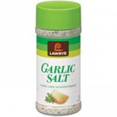 Lawrys Garlic Salt With Parsley