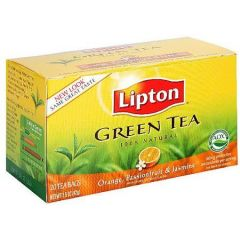 Lipton Orange Passion Fruit & Jasmin Green Tea