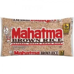 Mahatma Long Grain Brown Rice 14 Oz