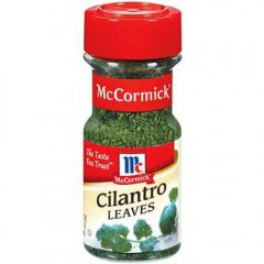 Mccormick Specialty Herbs And Spices Cilantro Leaves