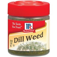 Mccormick Specialty Herbs And Spices Dill Weed