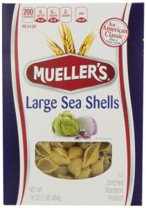 Mueller'S Large Sea Shells Pasta