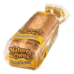 Nature's Own Butter Bread