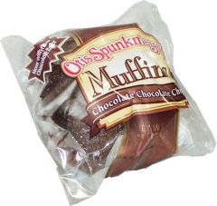 Otis Spunkmeyer Muffin Chocolate Chocolate Chip