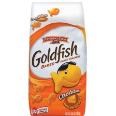 Pepperidge Farm Goldfish Cheddar Baked Snack Crackers, 6.6 Oz