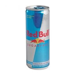 4 pack - Red Bull Sugar Free 8.3 oz Can