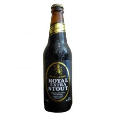 24 pack - Royal Extra Stout 275 ML