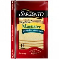 Sargento Natural Muenster Cheese