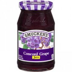 Smuckers Concord Grape Jam