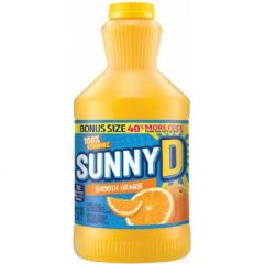 Sunny D Smooth & Sweet