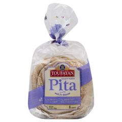 Toufayan Multi Grain Pita Bread