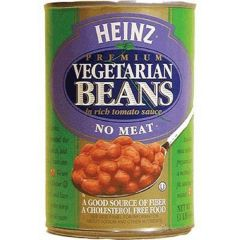 Vegetarian Beans (No Meat)