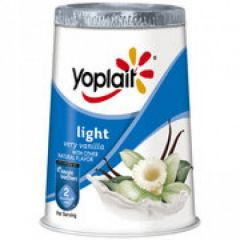 Light Fat Free Vanilla Yorgurt