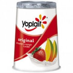 Yogurt Fruit Flavors